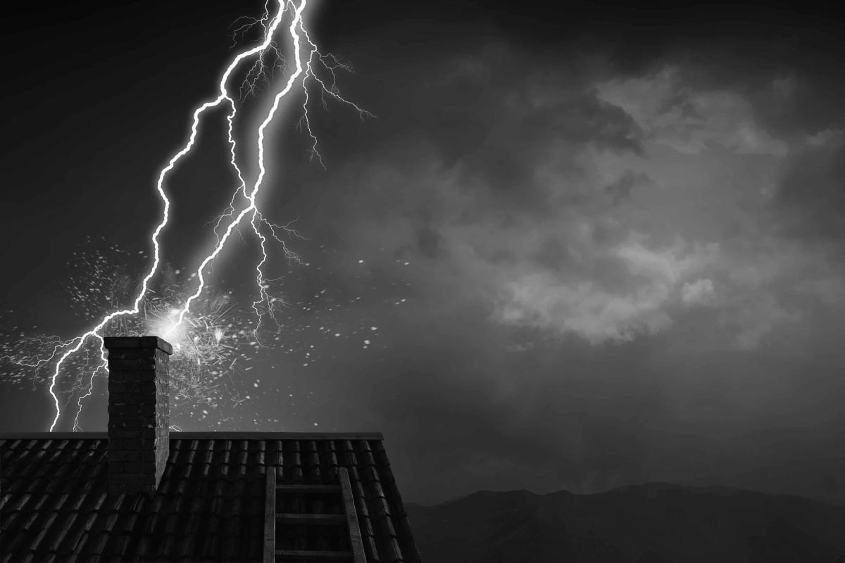 Монтаж та ремонт систем захисту від блискавок